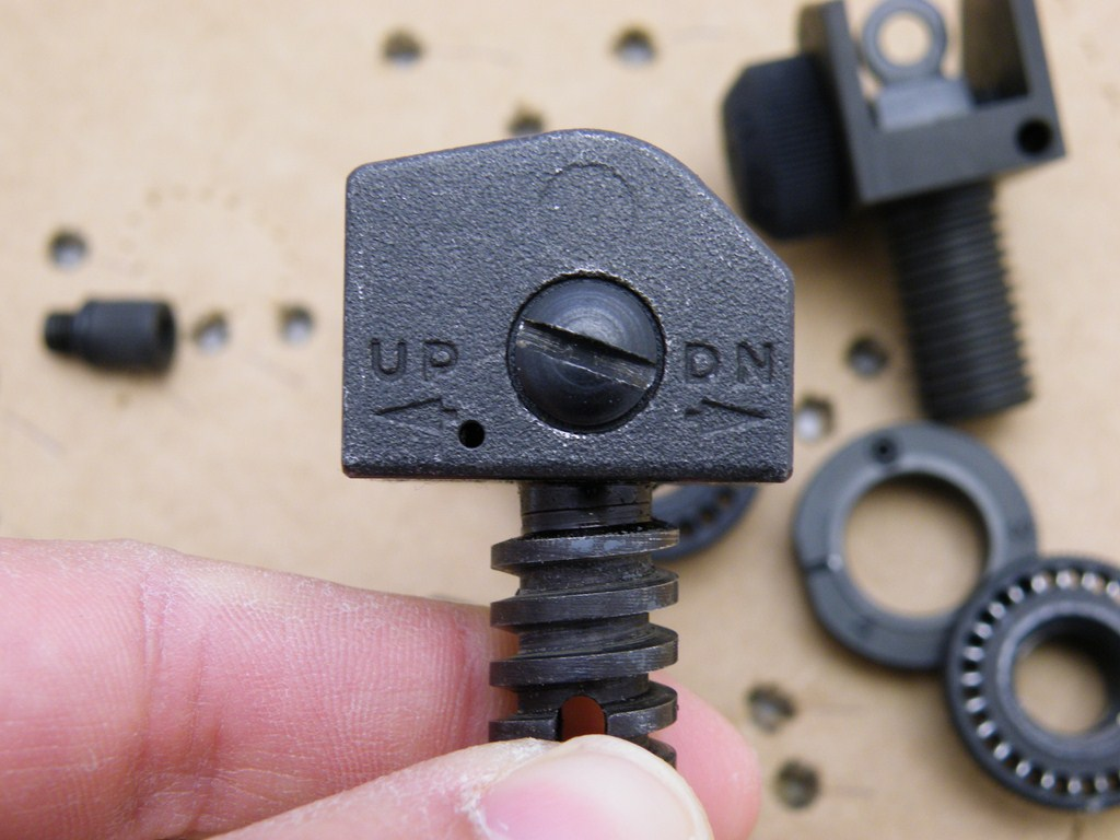 Standard A2 Rear Sight