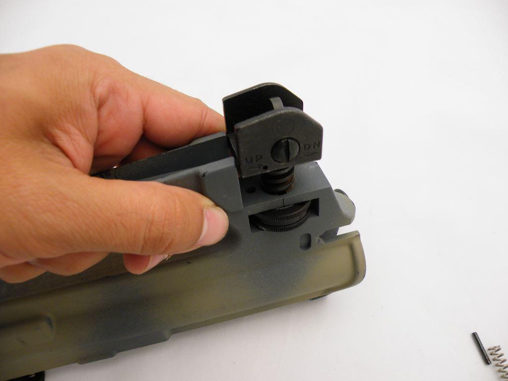 AR15 Rear Sight Installation (10)