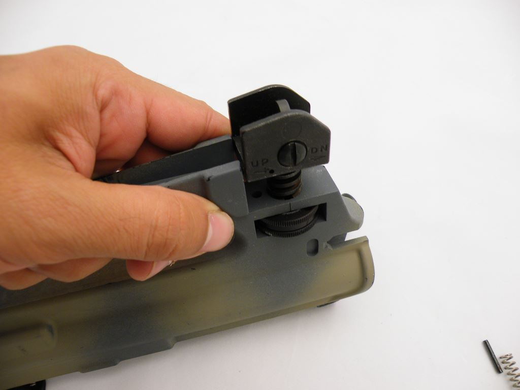 AR15 Rear Sight Installation (10)