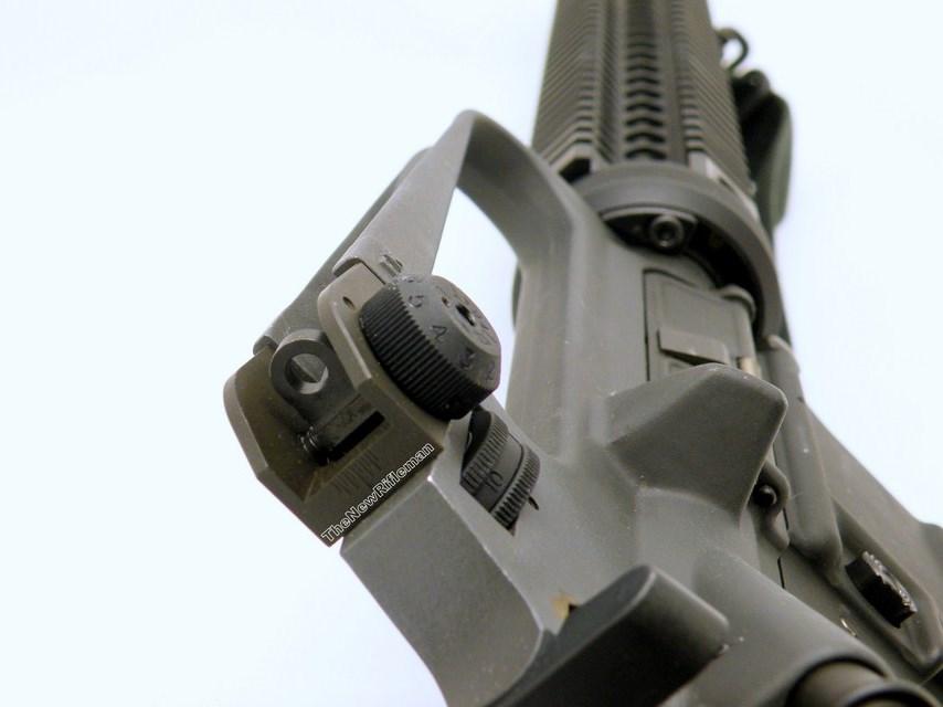 AR15A2 Rifle Peep