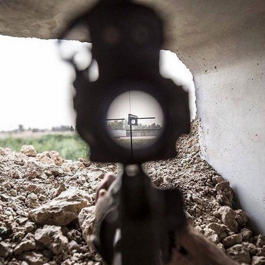 Peshmerga Targets Isis
