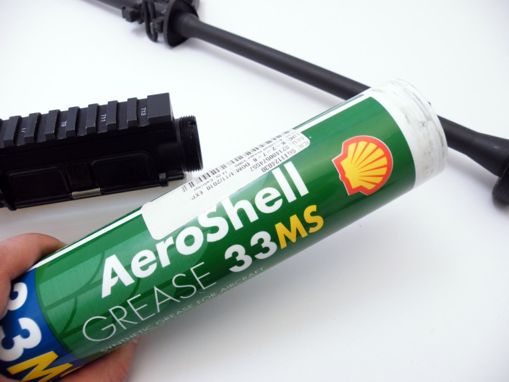 AR15 grease aeroshell