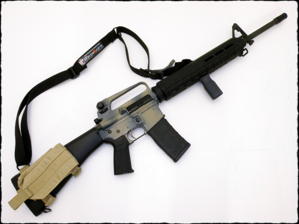 AR15A2 Magpul Moe