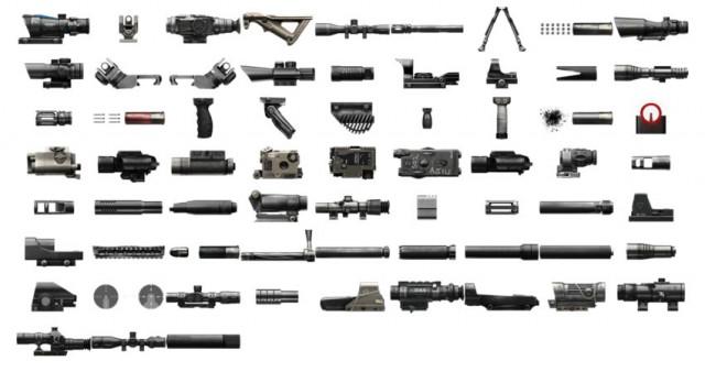 Battlefield-4-Weapon-Attachments