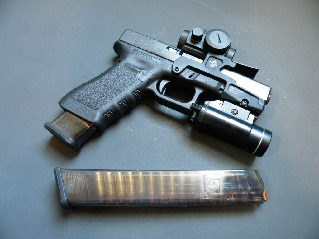 ETS group glock magazine ALG defense