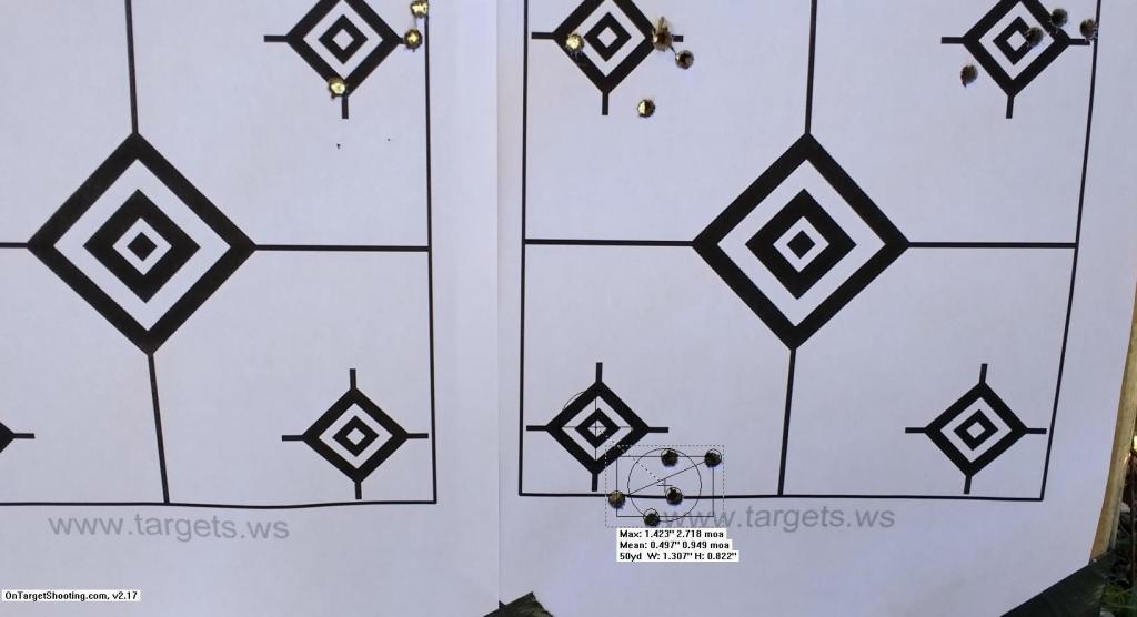 cold target FC1