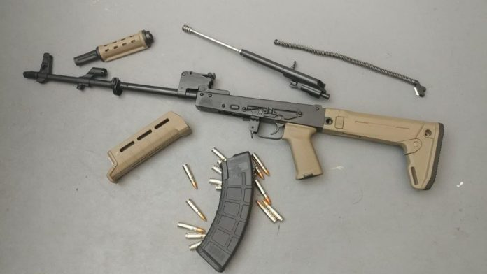 Palmetto State Armory AK47 PSAK47 (12)