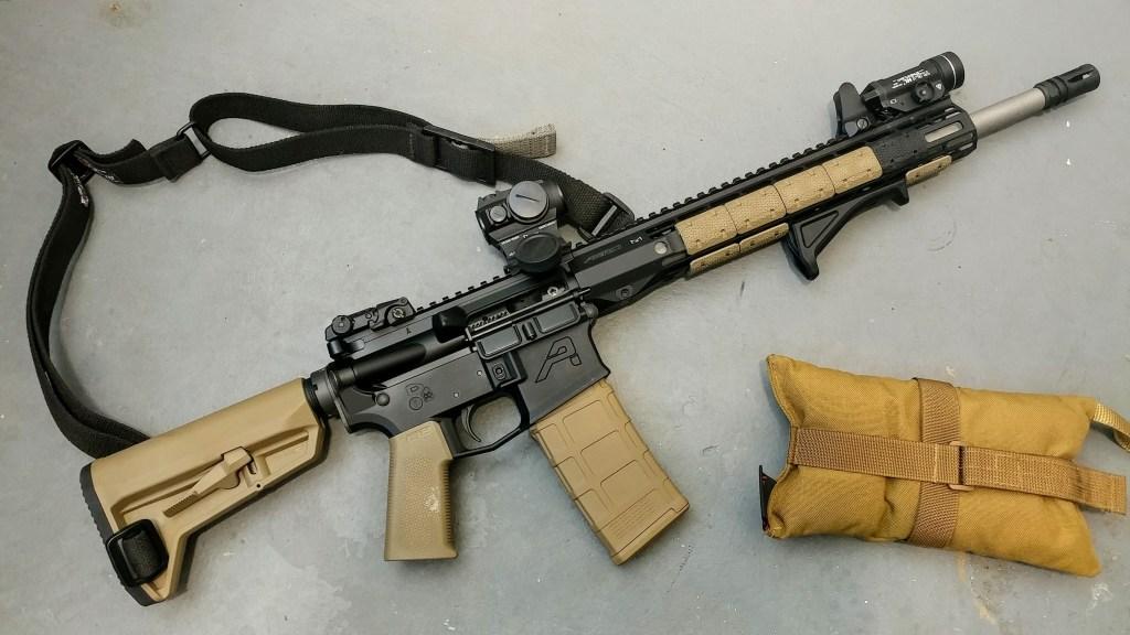 Aero Precision Carbine