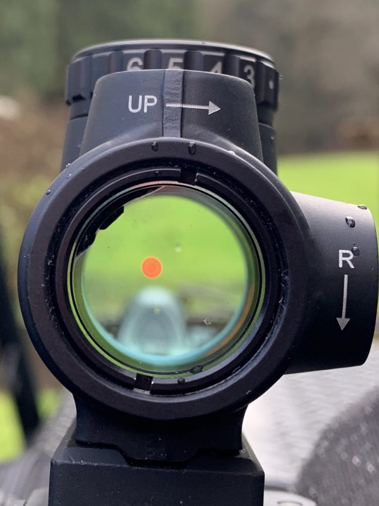 MRO shooters perspective