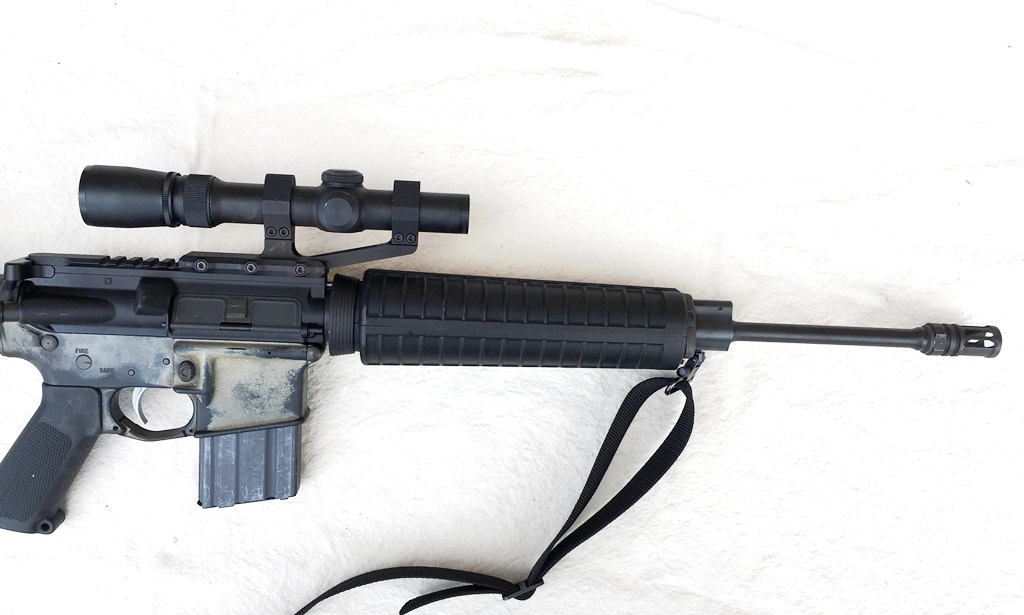 Optics Only means no need for a front sight base