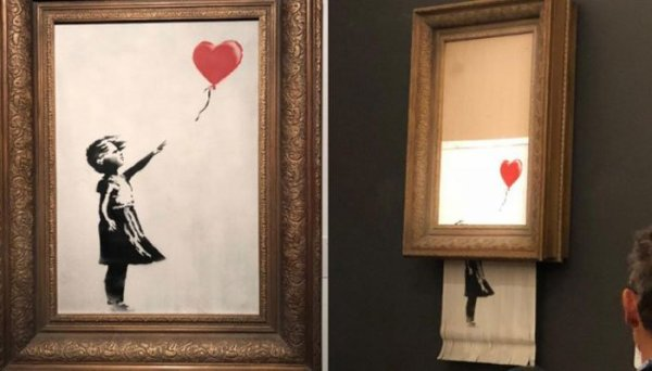 Image result for banksy painting