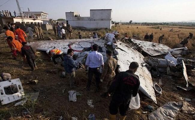 Major Aviation Accidents In Pakistan Since 1956 Pakistan