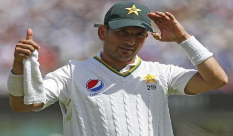 Yasir Shah six gives Pakistan 67-run lead against England