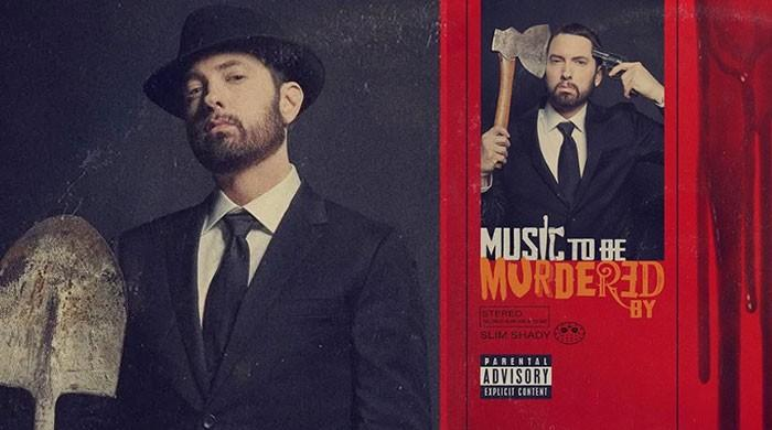 Eminem's surprise new album 'Music to be Murdered' references his past feuds