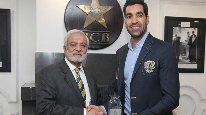 Photo of PCB presents Umar Gul board for Pakistan cricket services | sports