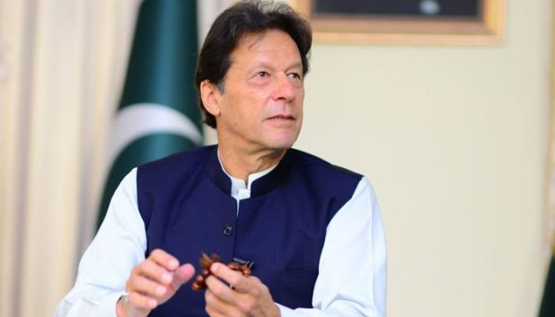 Normalising ties with India at this point will be a betrayal of Kashmiris' trust: PM Imran Khan