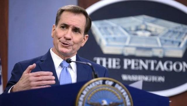پینٹاگون نے طالبان کی کامیابی کے بعد افغانستان سے آہستہ آہستہ ہٹ جانے کا اشارہ کیا