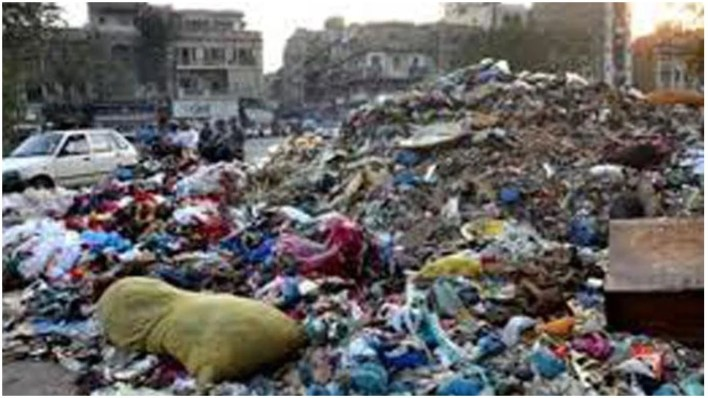 PMA points out garbage, sewerage water and animal remains left unattended. File photo