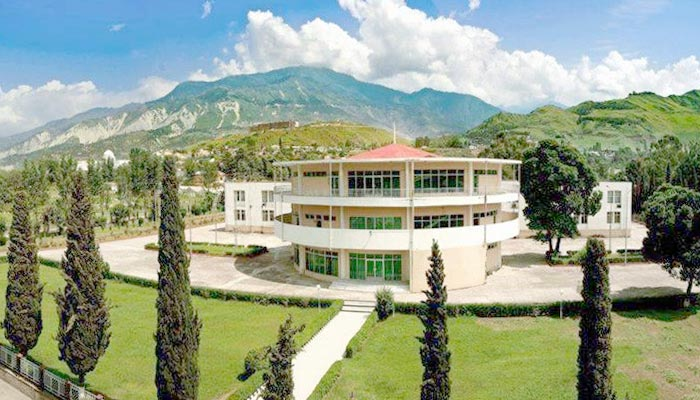 The Azad Jammu and Kashmir Legislative Assembly. — Facebook/File