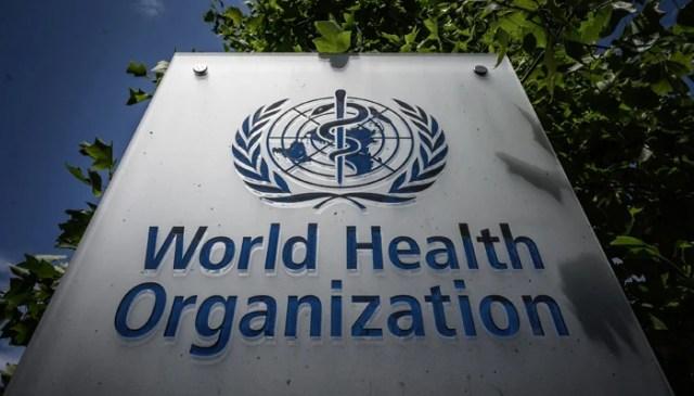 ورلڈ ہیلتھ آرگنائزیشن (ڈبلیو ایچ او) کا جنیوا میں ان کے ہیڈ کوارٹر میں ، COVID-19 پھیلنے کے درمیان ، ناول کورونا وائرس کی وجہ سے ، 3 جولائی ، 2020۔-اے ایف پی/فائل