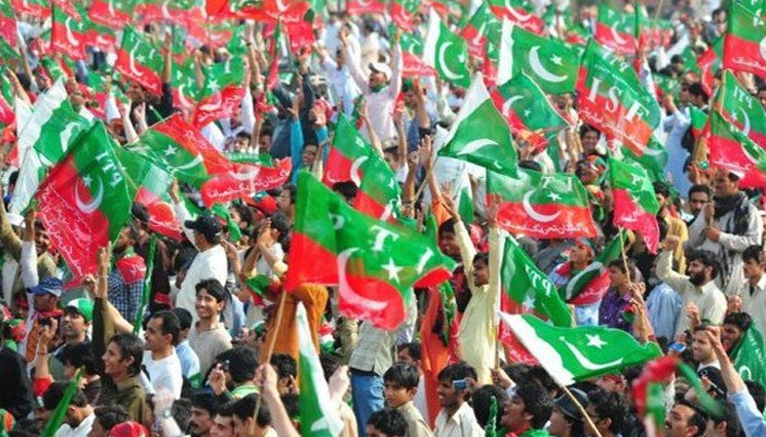 PTI secures 63 seats inCantonment Board Elections 2021. Photo: file