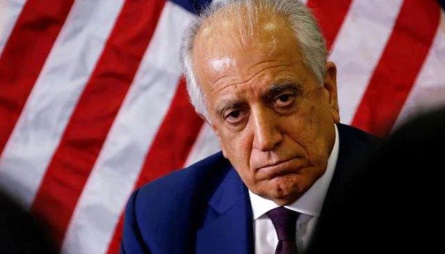 امریکی ایلچی زلمے خلیل زاد نے کہانی سنائی کہ 15 اگست کو کیا ہوا جب طالبان نے کابل کا کنٹرول سنبھال لیا۔  فائل فوٹو۔