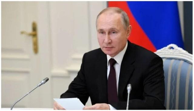 پیوٹن ، جو پہلی بار 2000 میں روس کے صدر منتخب ہوئے ، نے 1950 کی دہائی کے اوائل سے کسی بھی روسی یا سوویت سیاستدان سے زیادہ خدمات انجام دیں۔  تصویر اے ایف پی