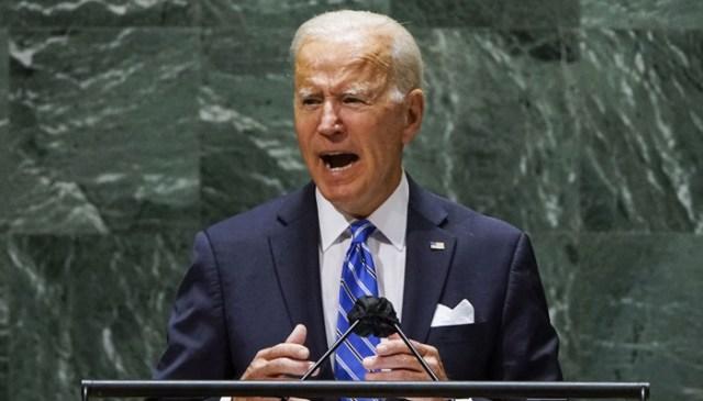 جو بائیڈن کا کہنا ہے کہ امریکہ سرد جنگ کے خواہاں نہیں کیونکہ وہ قیادت کرنے کا عہد کرتا ہے۔
