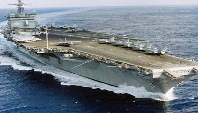 امریکہ نے ایٹمی جنگی جہاز کا ڈیٹا چوری کرنے کے الزام میں جوڑے کو گرفتار کر لیا