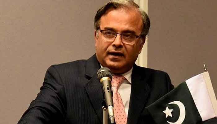 Pakistans Ambassador to the United States Asad Majeed Khan. Photo: file