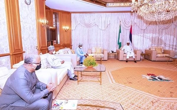 COVID-19: PTF briefs Buhari today for next stage of national response