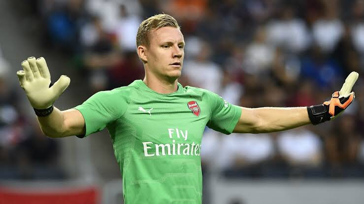 Players must use status as role models to fight racism, says Arsenal's Leno