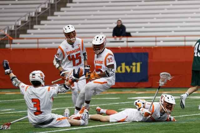 Syracuse men's lacrosse vs. Binghamton
