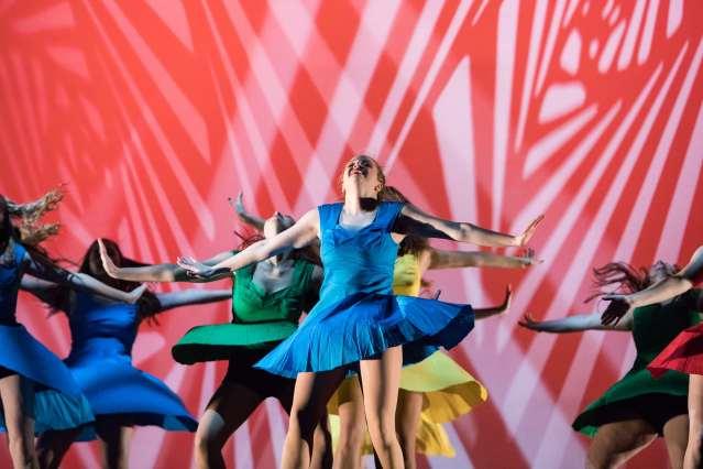 """SU DanceWorks Spring Showcase: Dancers' tap to the """"La La Land"""" soundtrack"""