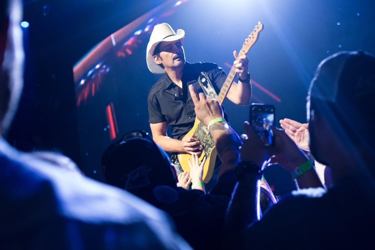 Brad Paisley at St. Joseph's Health Amphitheater at Lakeview - June 30, 2018