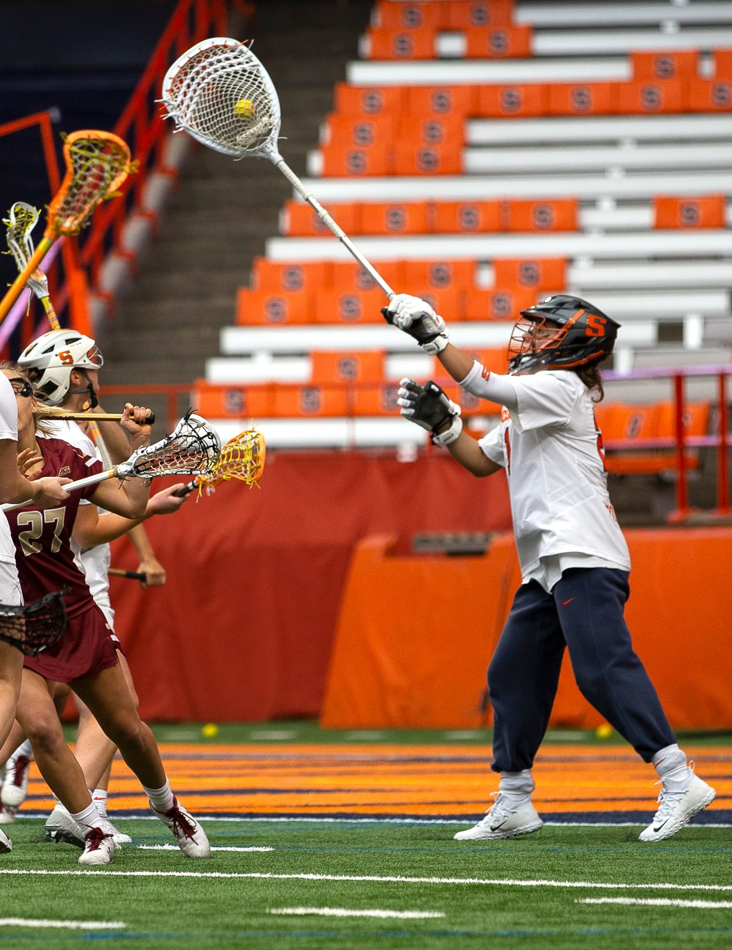 SU WLAX vs Boston College
