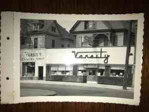 The Varsity in the past