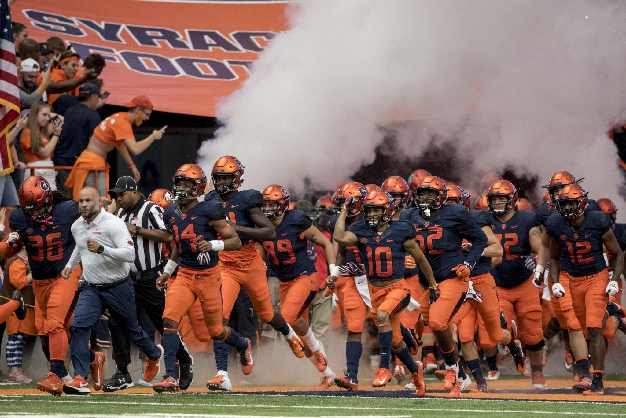 Football: Syracuse vs. Wagner