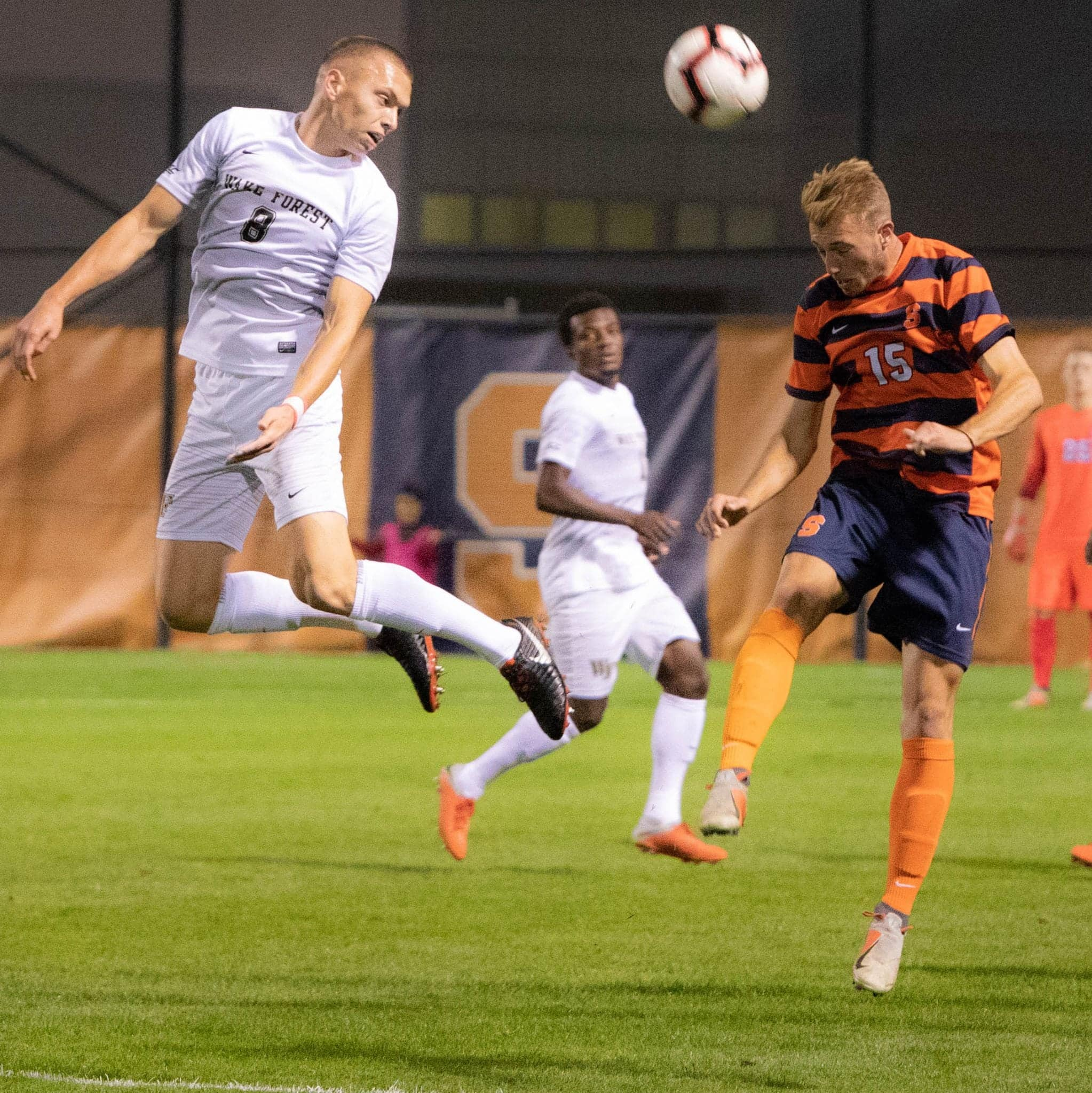 SU MSOC vs Wake Forest