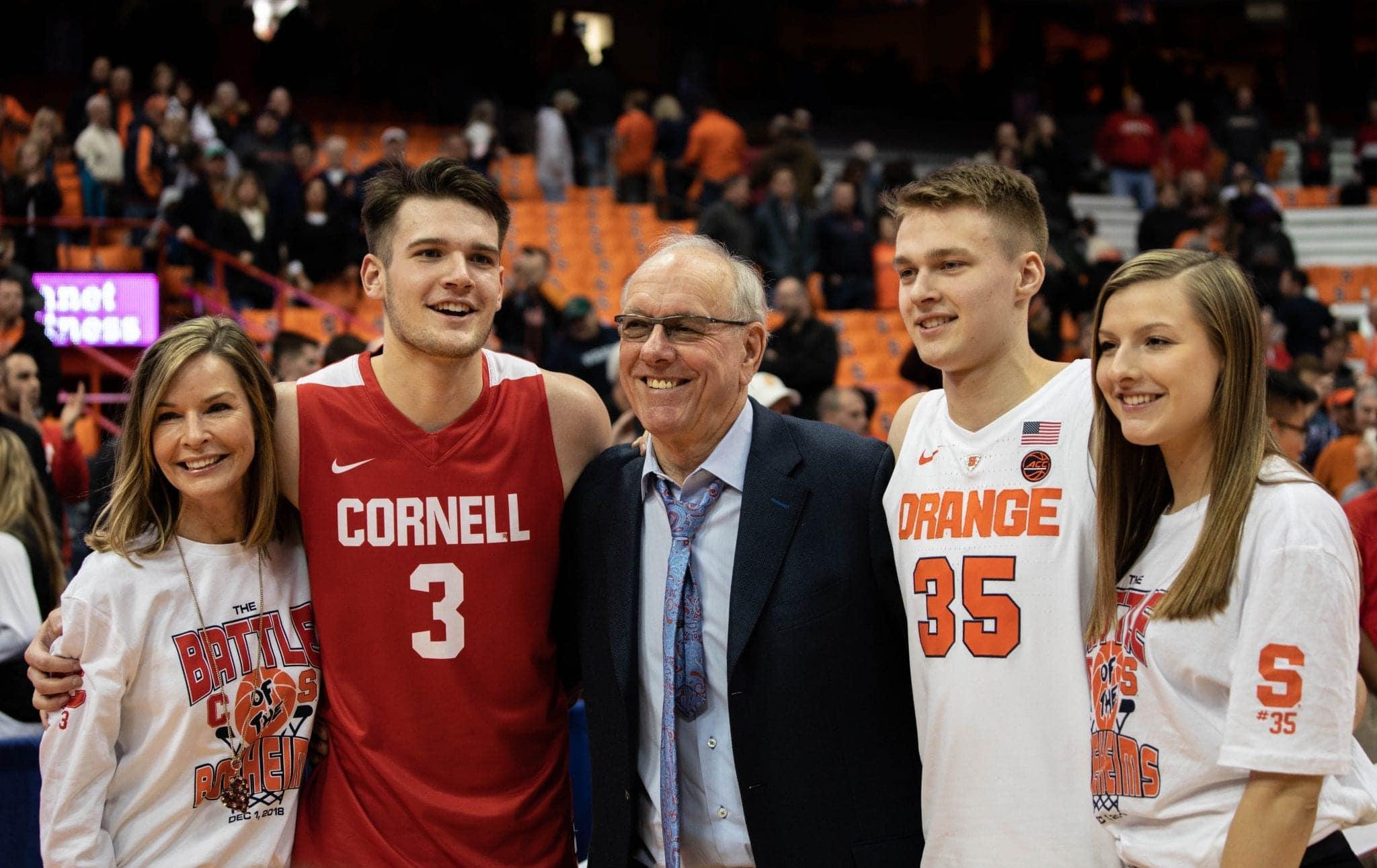 Battle Brissett Guide The Orange To A Win Over Cornell The Newshouse