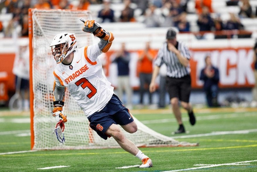 Syracuse Lacross vs. Hobart