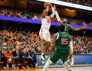 Syracuse vs Miami
