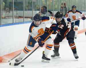Syracuse Women's Hockey vs RIT