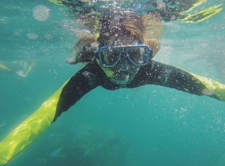 Underwater Diver - Spring Break 2019: Tips for Any Situation: