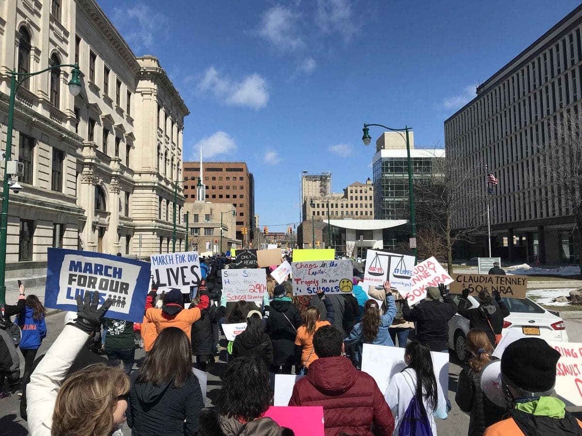 Syracuse march