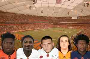 Syracuse Football recruits who committed to joining the Orange football on the 2019 National Signing Day
