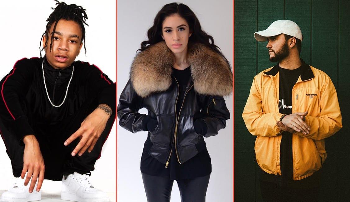 Mayfest 2018: Rapper YBN Nahmir, DJ-producer Orange Calderón and singer-songwriter Quinn XCII
