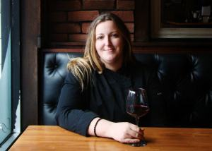 Sarah Hassler, Peppino's head chef in Syracuse, N.Y.