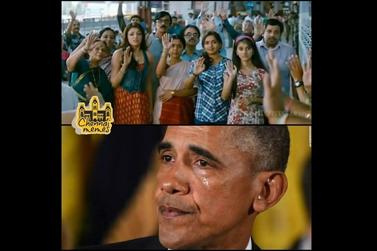 Some Laughs Among The Tears Tamil And Malayalam Memes On