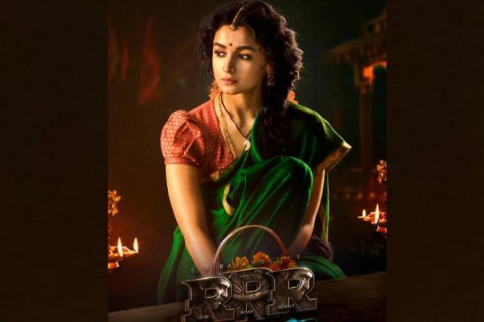 RRR Sita First Look Out, Alia Bhatt Looks Stunning